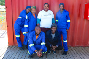 CitySpec Workers and MP CRO 2019