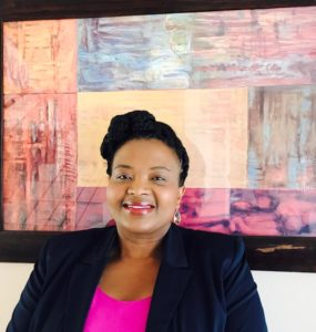 Meet the new chairperson of VPUU NPC, Sisanda Mqwebedu