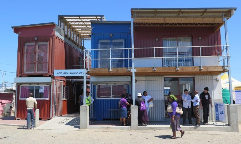Lotus Park Neighbourhood Centre in Gugulethu