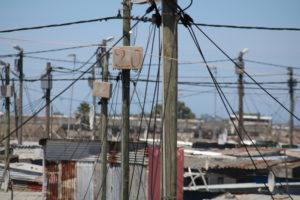 Lotus Park electricity cables