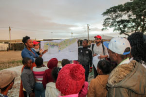 Participatory mapping