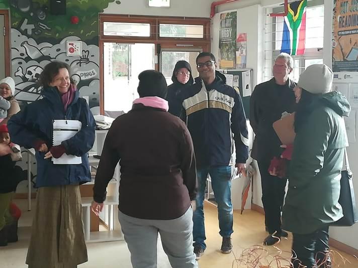 CIFA jury visit Villiersdorp