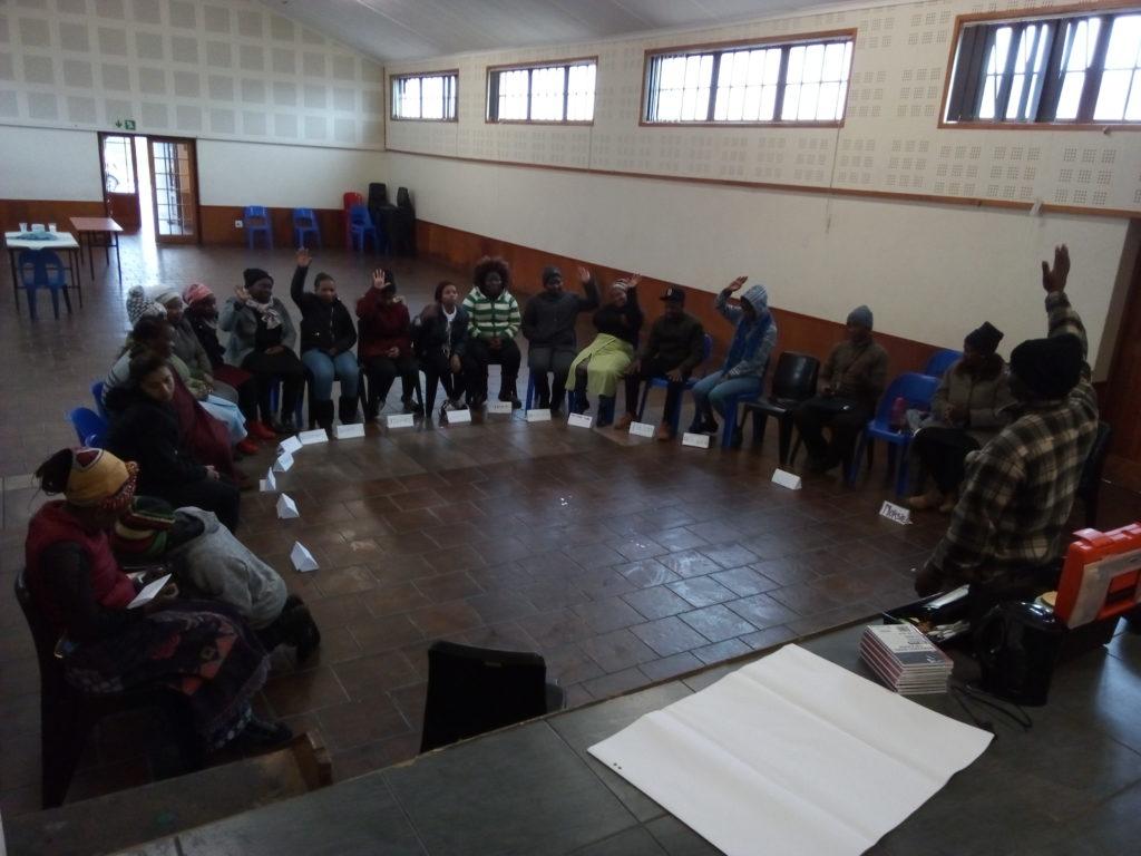 Kleinmond Leadership Training