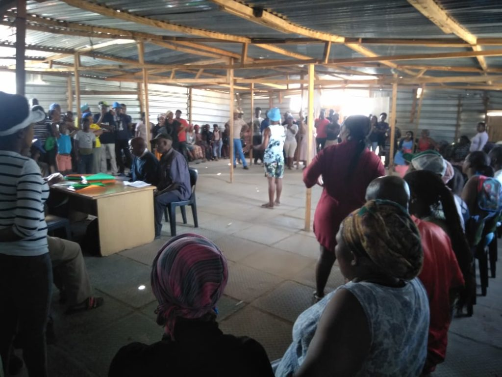 siqalo community receiving VHL